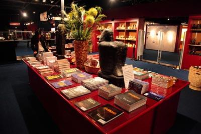 Exhibition shop